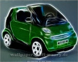 Lizensiertes Wallpaper-Bild von wallpaper.graff-waury.de - Fractalius-Smart-Fortwo-Coupe